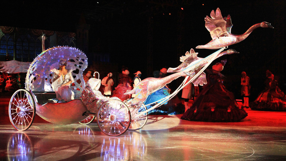 CINDERELLA - Musical on Ice