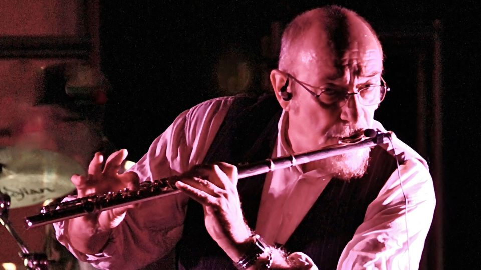 Jethro Tull - performed by Ian Anderson
