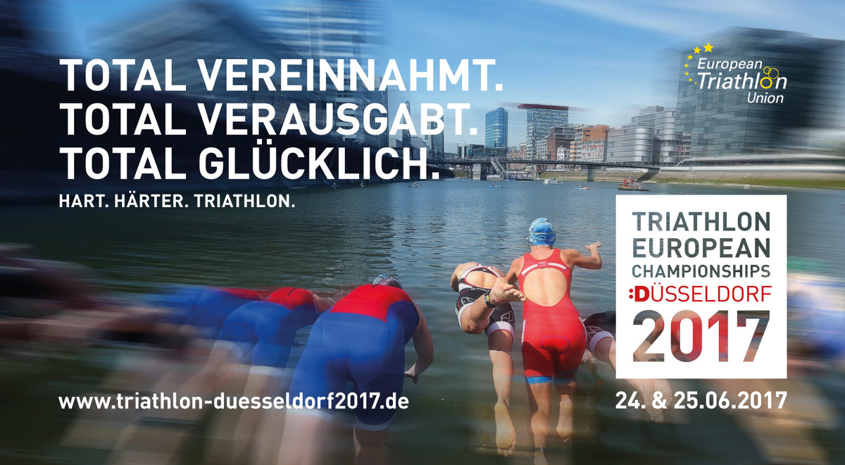 ETU Sprint Triathlon Europameisterschaft 2017