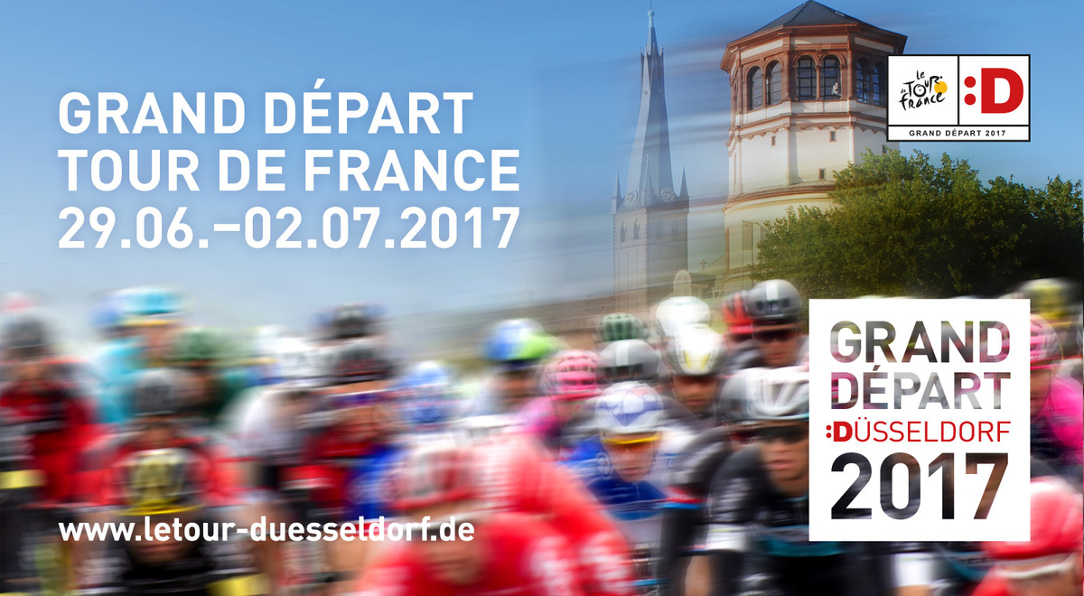 Grand Départ Tour de France 2017
