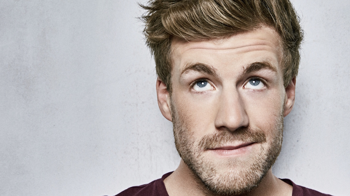 "Luke Mockridge - ""LUCKY MAN"""