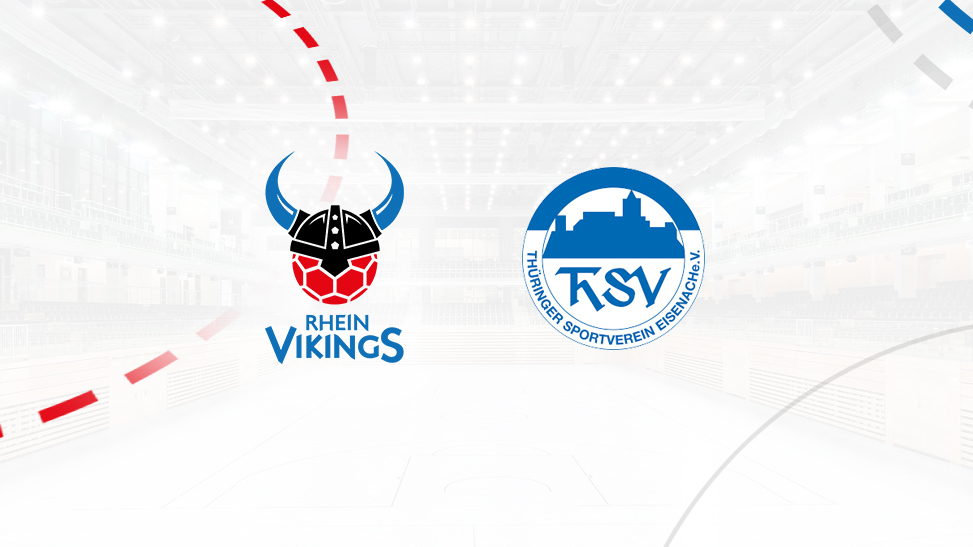 HC Rhein Vikings - ThSV Eisenach